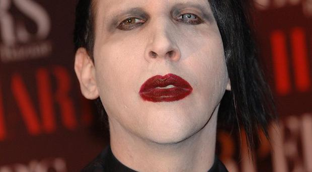 Marilyn Manson is carving out a career in films