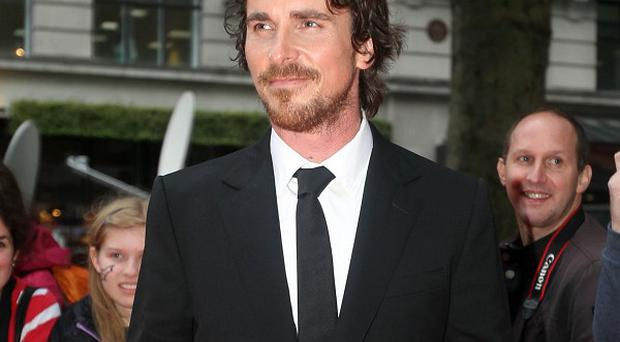 Christian Bale likes to obsess over roles