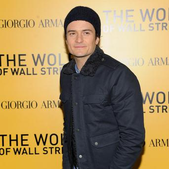 Orlando Bloom had to get into his elf role once more
