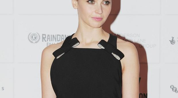 Felicity Jones has been linked to the role of The Black Cat