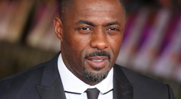 Idris Elba hopes to get the ball rolling on the Luther film