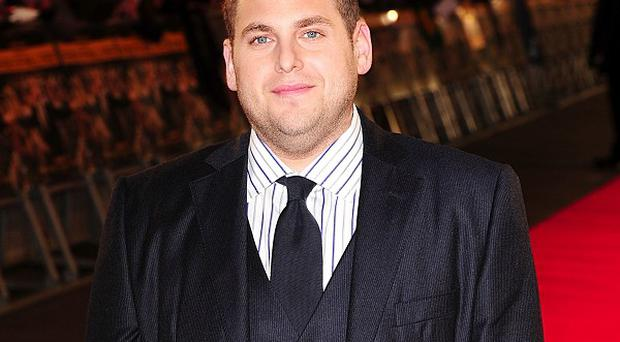 Jonah Hill plays Donnie Azoff in The Wolf Of Wall Street