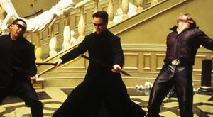 Keanu Reeves starred in the Matrix movies