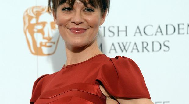 Helen McCrory got the shivers filming The Woman In Black sequel