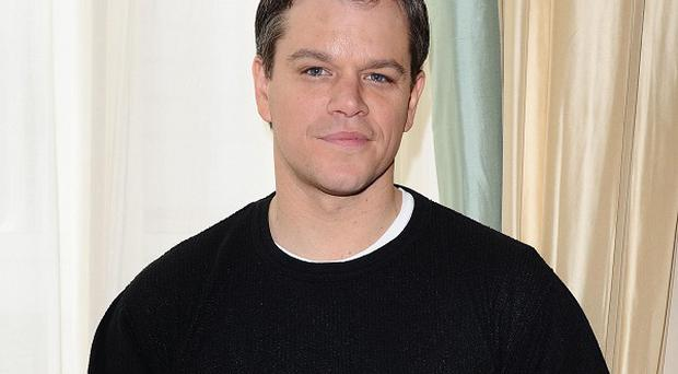 Matt Damon thought about directing Promised Land himself