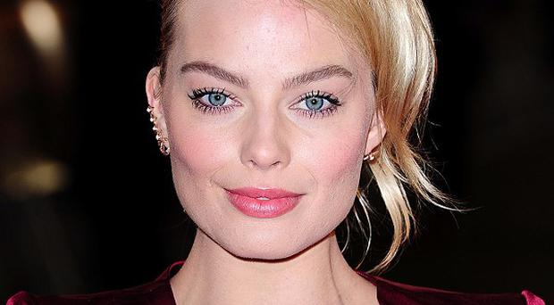 Margot Robbie stars in The Wolf Of Wall Street