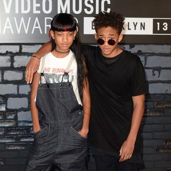 Willow Smith and brother Jaden both became child stars working with their famous parents
