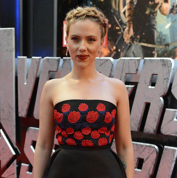 Scarlett Johansson has talked about Avengers: Age of Ultron