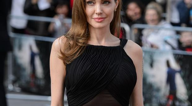 Angelina Jolie is executive producing an Ethiopian film