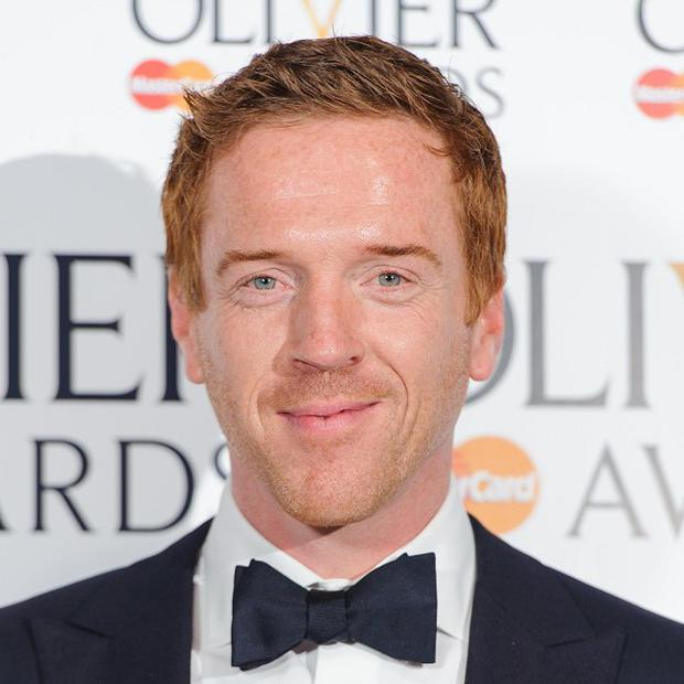 Damian Lewis is to star opposite Nicole Kidman in director Werner Herzog's Queen Of The Desert
