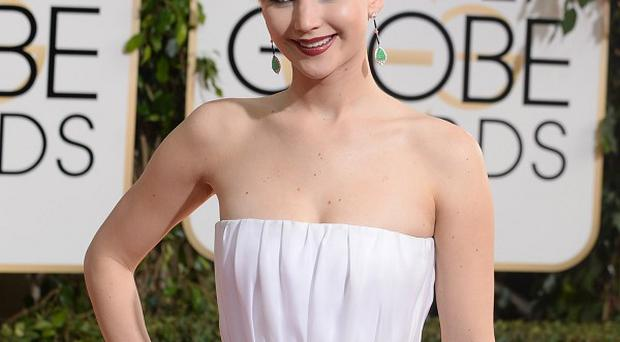 Jennifer Lawrence is to be one of the presenters at the SAG Awards