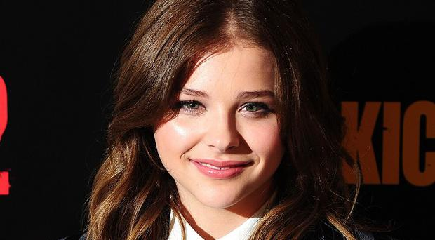 Chloe Grace Moretz will star in The Library