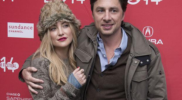 Kate Hudson and Zach Braff co-star in Wish I Was Here