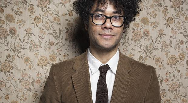Richard Ayoade said he has a deep-rooted friendship with Robert Redford