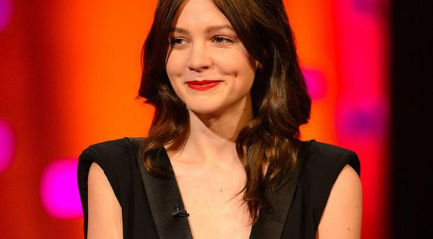 Carey Mulligan says she finds singing terrifying