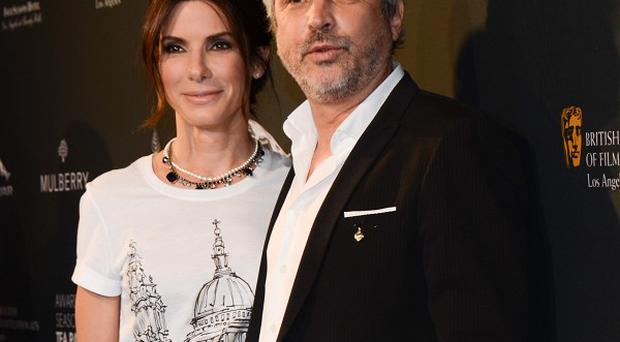 Alfonso Cuaron's film, starring Sandra Bullock, was a winner at the Producers Guild awards