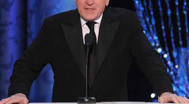 Robert De Niro wanted to make a film about his late father for his family