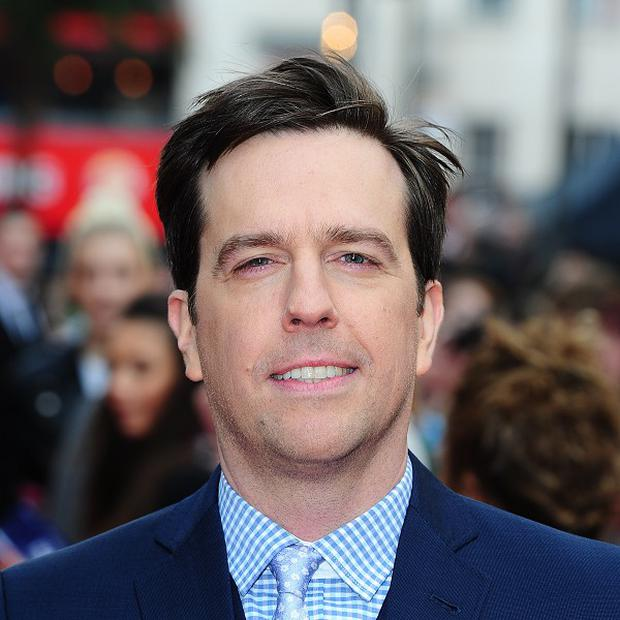 Ed Helms will star in Captain Underpants