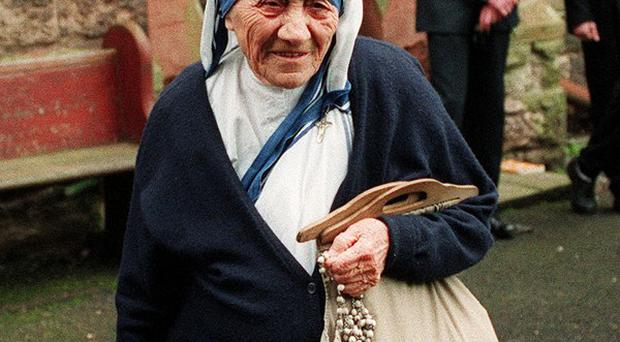 An official biopic about Mother Teresa of Calcutta is in the works