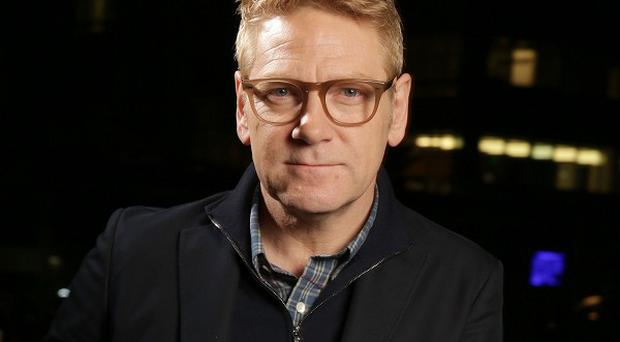 Kenneth Branagh promises his Cinderella is no damsel in distress