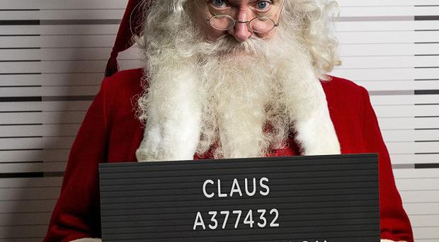 Jim Broadbent is playing Father Christmas in a new movie