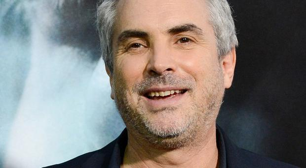 Alfonso Cuaron won the Outstanding Directorial Achievement In Feature Film award