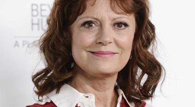 Susan Sarandon is to help decorate the Oscars green room