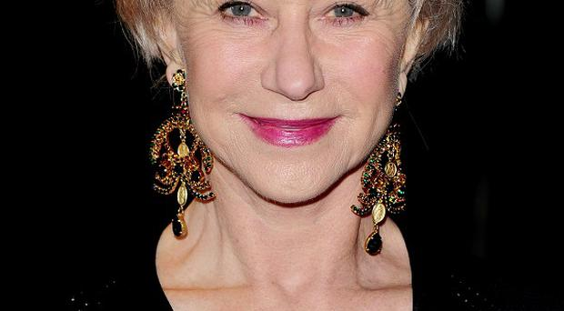 Dame Helen Mirren is being honoured as woman of the year by Harvard University's Hasty Pudding Theatricals
