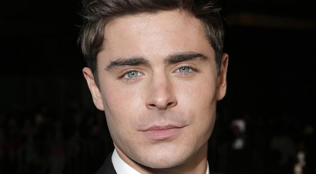 Zac Efron admitted he's willing to do almost anything on screen