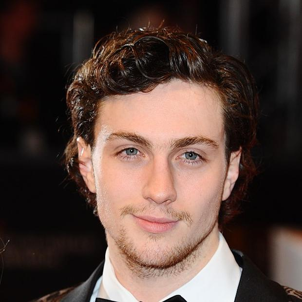 Aaron Taylor-Johnson stars in the Godzilla remake