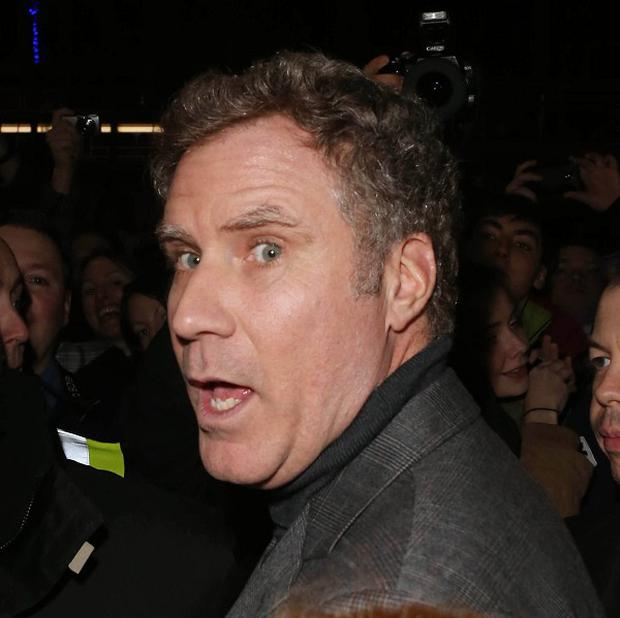 Will Ferrell plays the villain in the new Lego movie