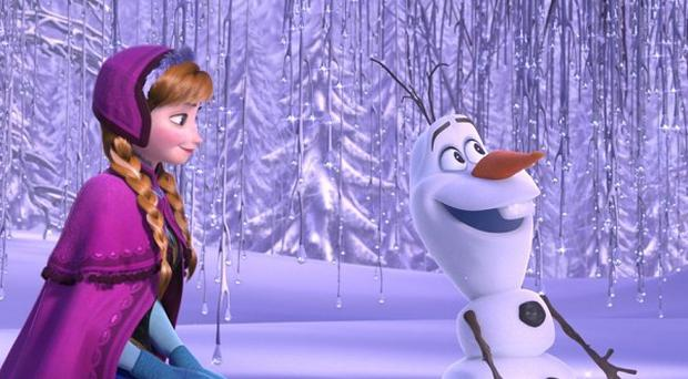 Frozen was the big winner at the Annie Awards