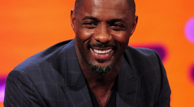 Idris Elba appears on the front cover of Vanity Fair's Hollywood issue
