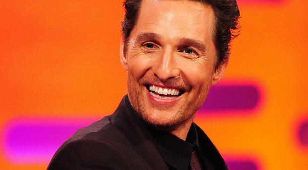 Matthew McConaughey kept to himself as he filmed Dallas Buyers Club