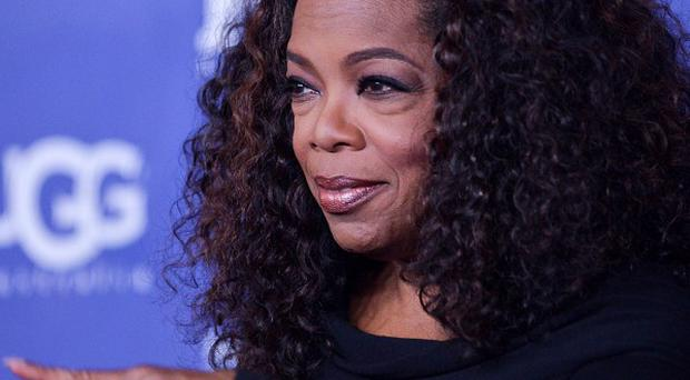 Oprah Winfrey is inspired by the success of others