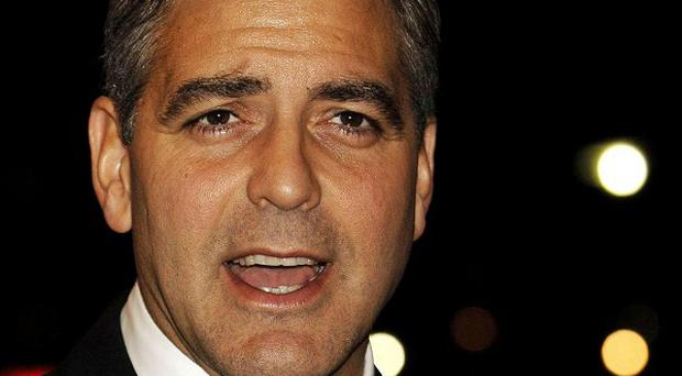 George Clooney wrote, directed and stars in The Monuments Men