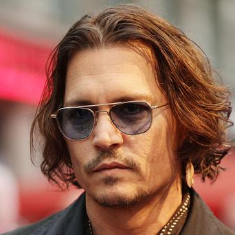 Johnny Depp is to star in Black Mass