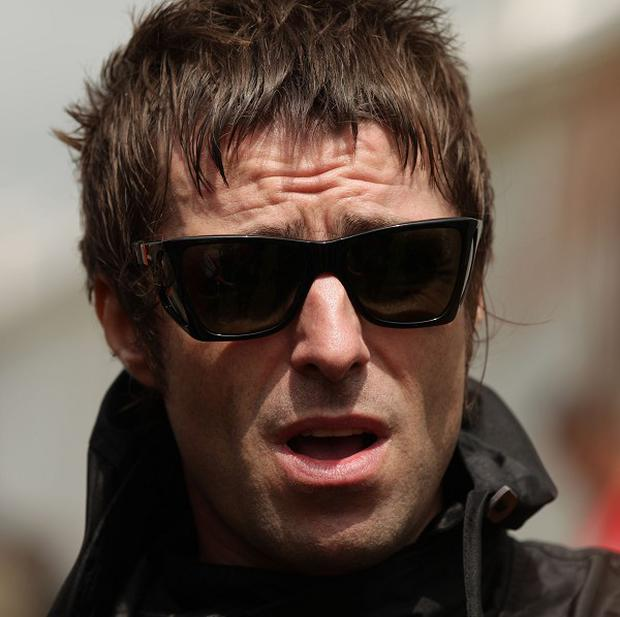 Liam Gallagher is making a Beatles film