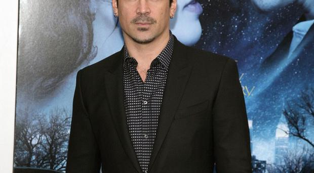 Colin Farrell stars in Akiva Goldsman's film Winter's Tale