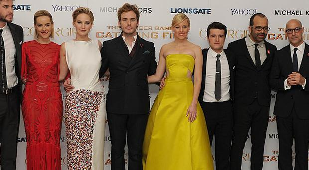Stars of The Hunger Games: Mockingjay couldn't film because of an ice storm