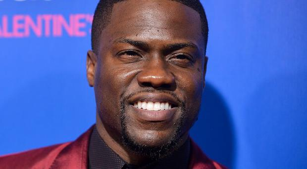 Kevin Hart gets naked on camera in About Last Night