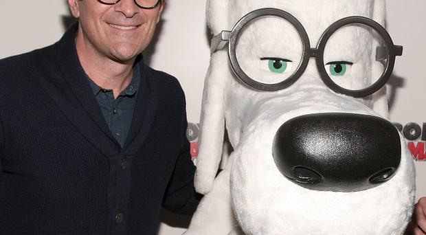 Ty Burrell voices accomplished dog Mr Peabody in Mr Peabody and Sherman (AP)