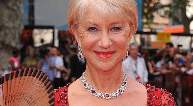 Dame Helen Mirren is joining the prestigious ranks as a Bafta fellow