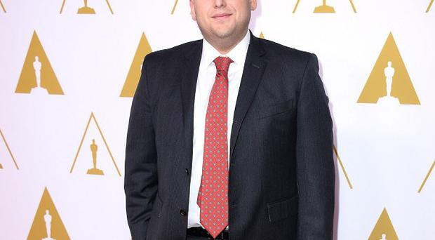 Jonah Hill is excited to team up with Leonardo DiCaprio again