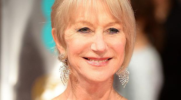 Dame Helen Mirren is in talks to join The Golden Lady