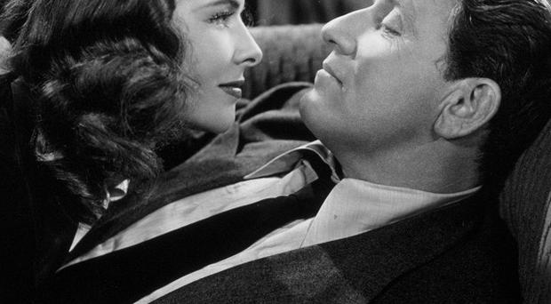 A film about Katharine Hepburn and Spencer Tracy is in the works