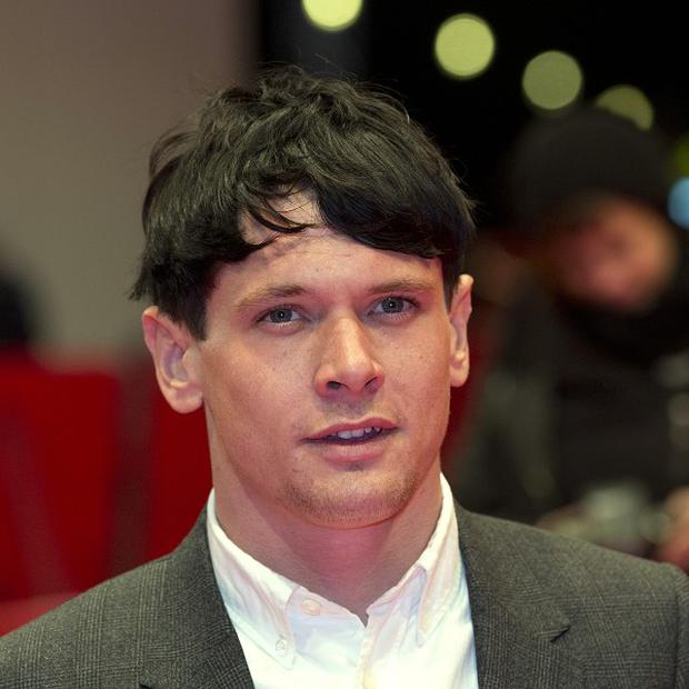 Jack O'Connell plays Olympic athlete Louis Zamperini in Angelina Jolie's Unbroken