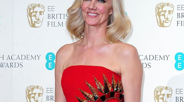 Joely Richardson said long-term relationships need more work