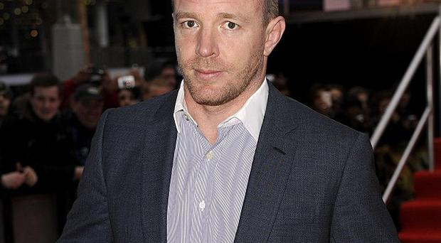 Guy Ritchie is directing The Man From U.N.C.L.E.