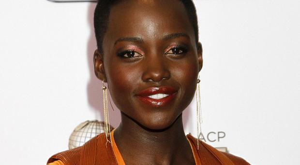 Lupita Nyong'o won a NAACP award for her role in 12 Years A Slave (AP)